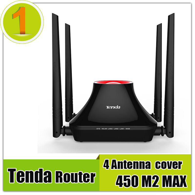 2015 newest 300Mbps WIFI Router WIFI Repeater Tenda Wireless Router Roteador 4 Antenna WI FI Booster 2.4GHz(China (Mainland))