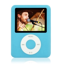 Brand New 8GB Slim MP4 Player 3th 1.8 inch 1.8
