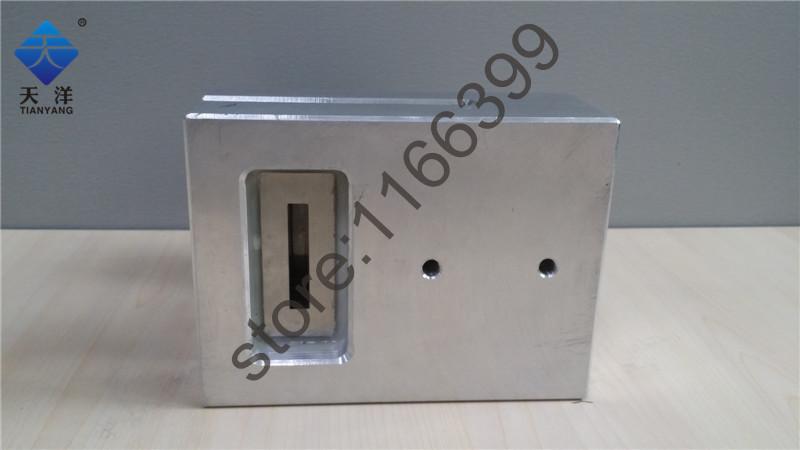 48*8 mm high speed pneumatic plastic bag rectangular hole punch machine(China (Mainland))