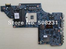 Free shipping 641488-001 for hp Pavilion DV6 DV6-6000  laptop motherboard HM65 DSC HD6770/1G,100%Tested!(China (Mainland))