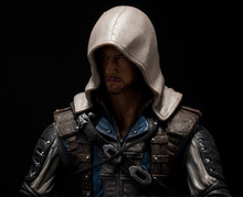 10pcs/lot Assassins Creed 4 Black Flag Edward Kenway PVC Action Figure Collectible Model Toy 12″ 30CM Free Shipping