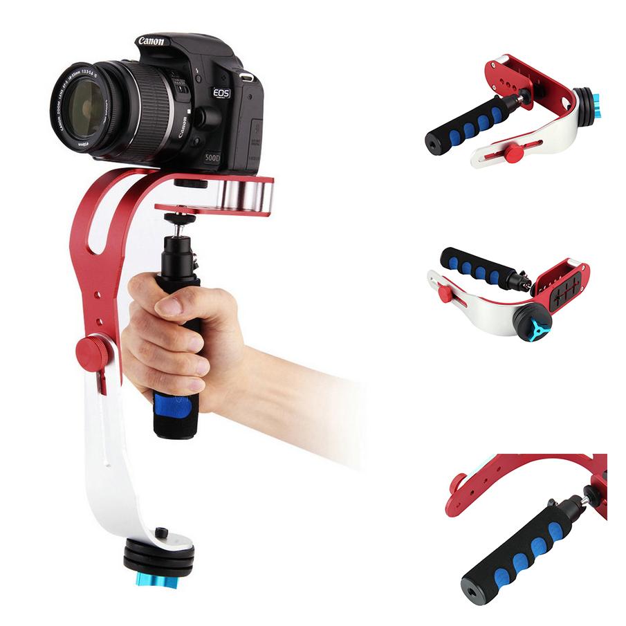 Гаджет  Hot Professional Video Steadycam Steadicam Stabilizer for Digital Compact Camera Phone dslr for Canon Nikon Sony Gopro hero None Бытовая электроника