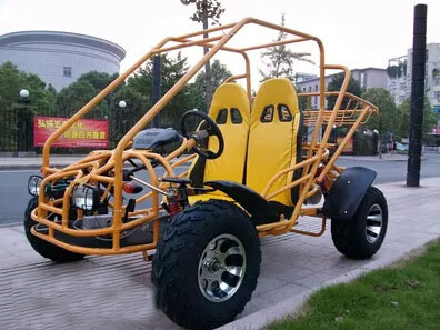 250cc BIG luxury Two-seater kart Four-wheel off-road ATV, Adult gasoline vehicles,Mountain motorcycle sports car(China (Mainland))