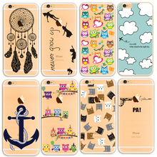 Buy New Lovely Cartoon Cat Phone Case Hard PC Cover iPhone 4 4s 5 5s se 6 6s plus 7 7plus Phone Case for $1.23 in AliExpress store