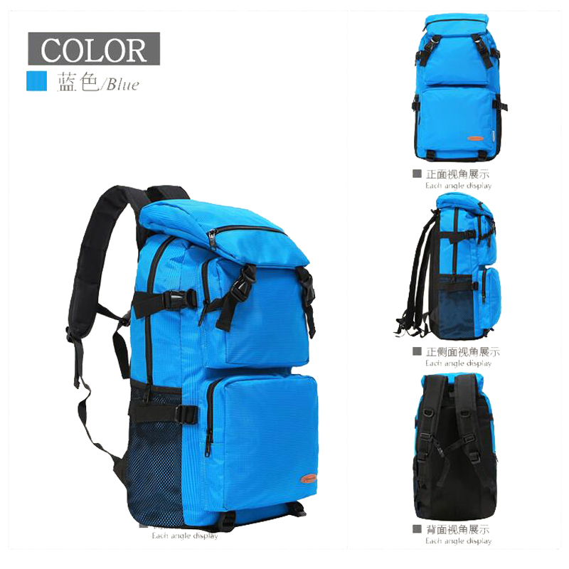 Large-Capacity Backpack Shoulder Bag Korean Version Lesbian Tourism Mountaineering Bags Outdoor  Bag Casual Computer Bag  BB065<br><br>Aliexpress