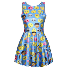 Free Shipping The New Summer 2015 Ms Ms Women's Clothing Brand High-Grade Fashion Leisure Comfortable Printing Dress