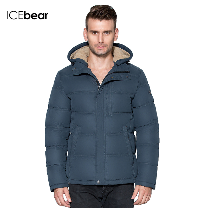 Гаджет  ICEbear 2015 long to keep warm in winter more new specials men fashion trend cotton-padded coat big yards hooded jacket None Одежда и аксессуары