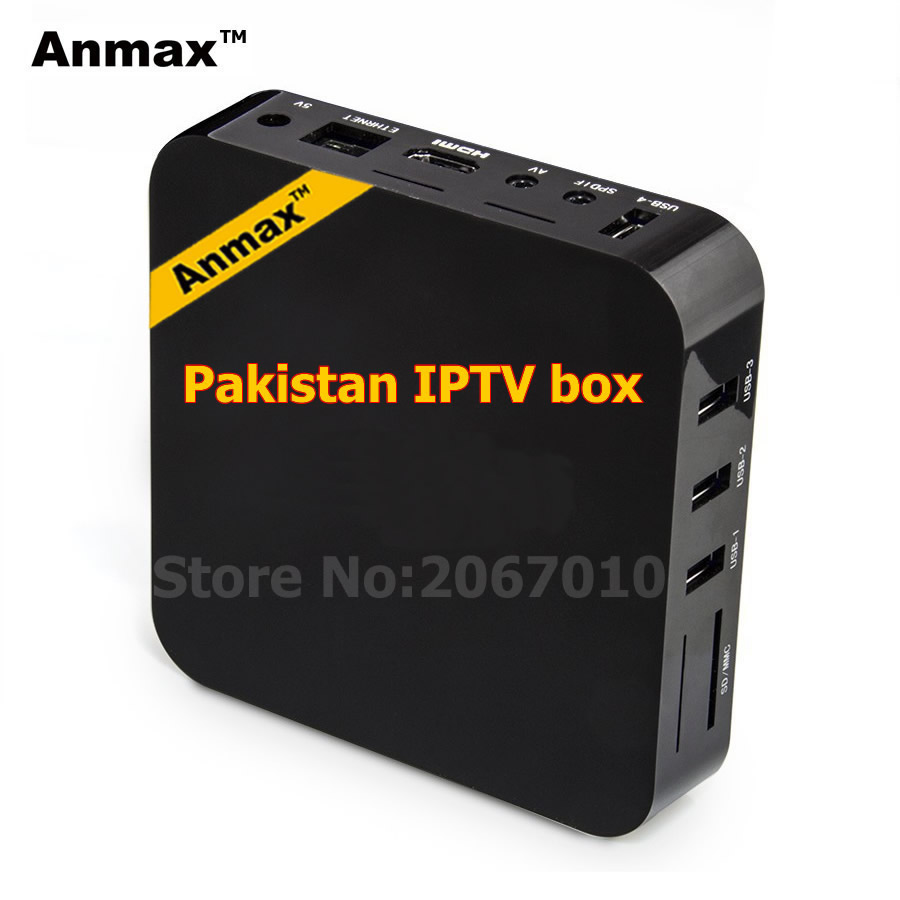 Pakistan set top box watching Pakistan live channel outside pakistan for example in US Austin(China (Mainland))