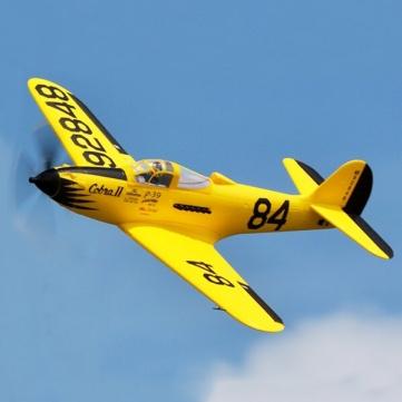 RocHobby Bell P-39 P39 II Racer 980mm Racing High Speed Rc Model Airplane PNP(China (Mainland))