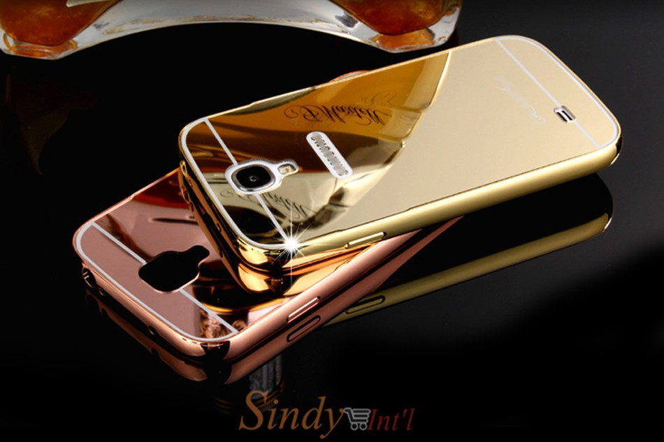 Sindy 2in1 Aluminum Bumper Case for Samsung Galaxy S42
