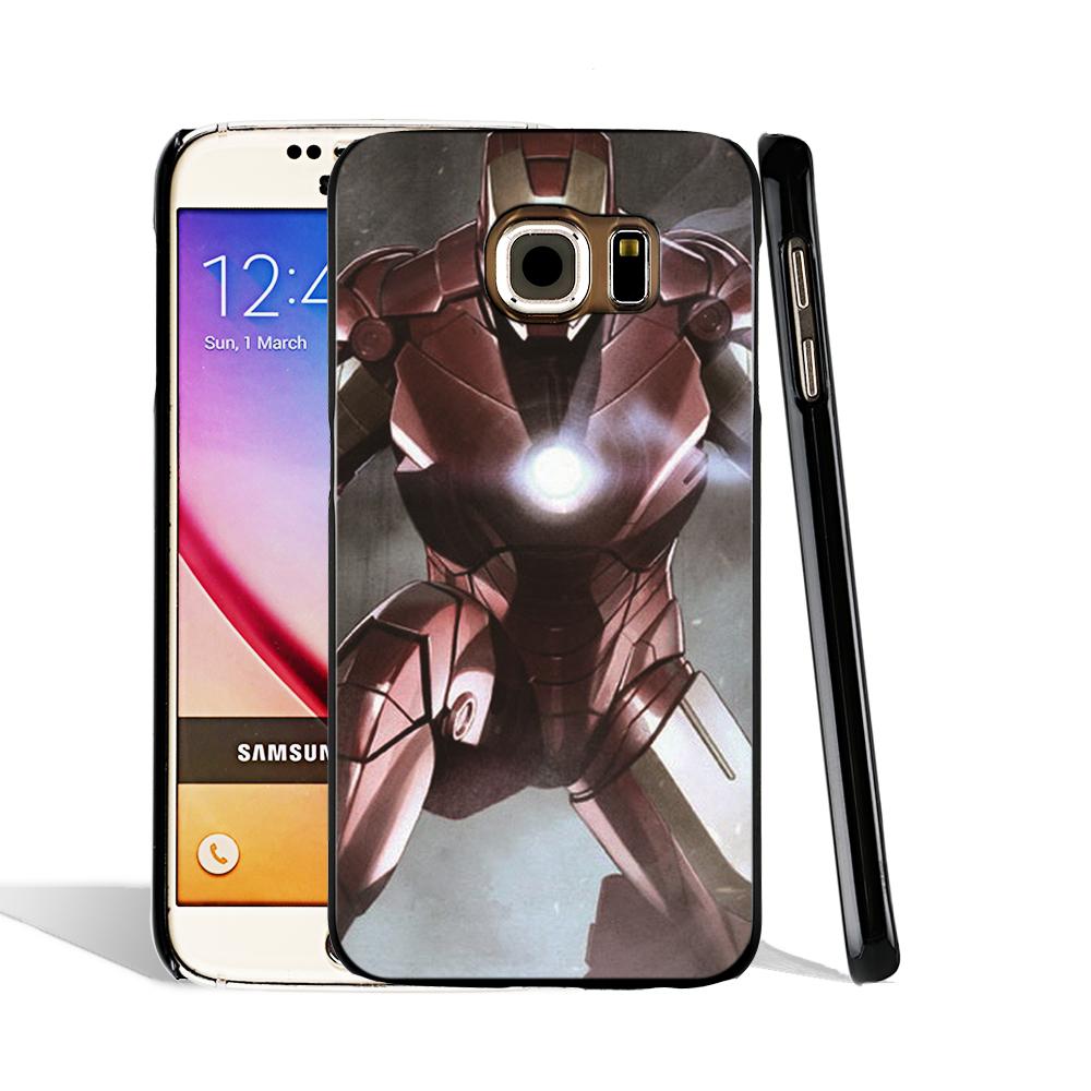 06475 Meruem Vs Iron Man Battles Cell Phone Case Cover For