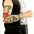 1pcs Fashion Cool Mixed Nylon Fake Temporary Tattoo Arm Sleeves new hot selling
