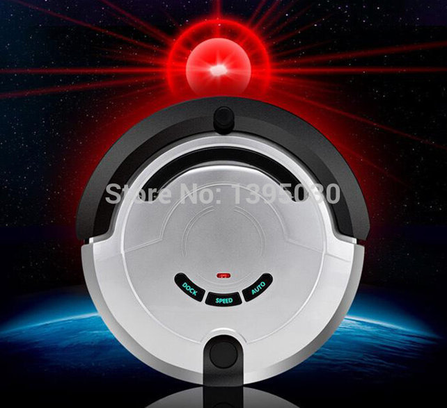 Free Shipping By DHL 1PC KRV209 26W Intelligent Household Ultra-Thin Robot Smart Efficient Automatic Vacuum Cleaner(China (Mainland))