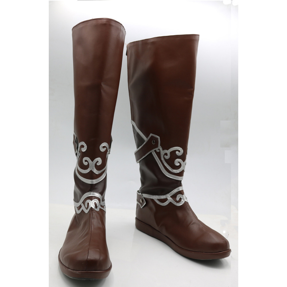 Popular Knee High Leather Boots for Men-Buy Cheap Knee ...