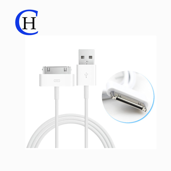 1m USB data charge cable usb for iPhone 3GS 4 4S 4G iPod nano touch apple iphone 4 4s charger cable iphone 4s charger USB(China (Mainland))