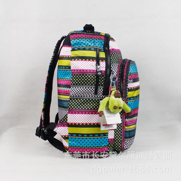 Дизайнерский бренд обезьяна кип рюкзак унисекс kippl марка свободного покроя нейлон лэптоп мешок свободного покроя