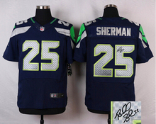 ALL Style Signature ! New arrival,Seattle Seahawks Russell Wilson Sidney Rice Marshawn Lynch Richard Sherman Earl Thomas(China (Mainland))