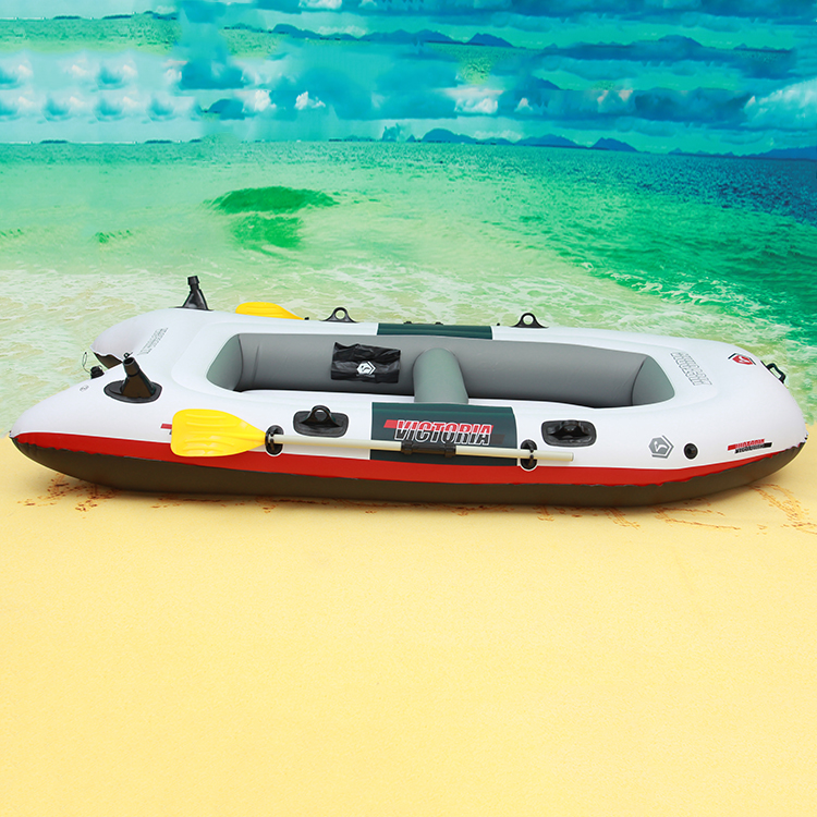 Inflatable boats summer double thicken water sport boat 4 people PVC boat hover craft inflatable fashion save boat(China (Mainland))
