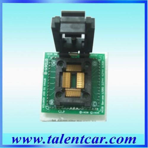 High quality QTD64 QFP 64 Adapter IC programming(China (Mainland))