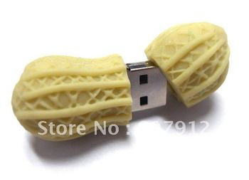 Promotional specially design  of peanut usb flash drive