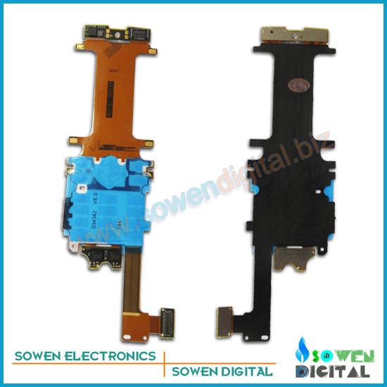 Original Slide Slider Keypad board LCD Main Flex Ribbon Cable for Nokia 8800 8800A 8801 Arte,Free shipping