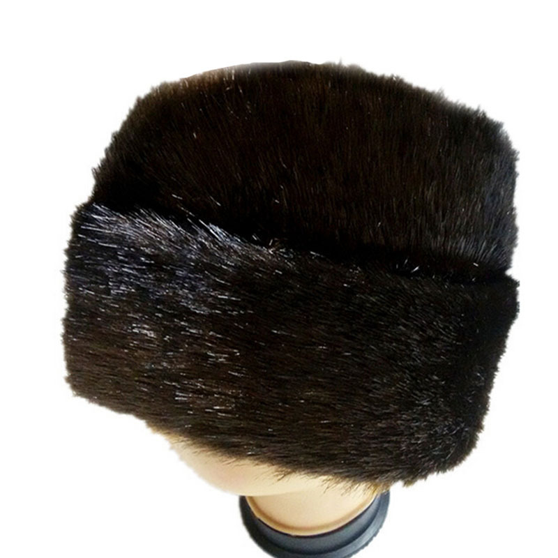 High Quality Outdoor Mens Winter Russian Fur Hat Thickened Warm Hat For Women Windproof Snow Cap Winter Hat Men Brand Beanie Одежда и ак�е��уары<br><br><br>Aliexpress