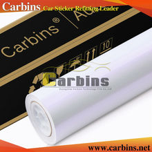 White pearl chamelon vinyl car wrap white to purple gloss discount price(China (Mainland))