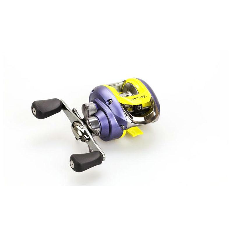 Фотография 12+1 Ball Bearings Baitcasting Reel Fishing Fly High Speed Fishing Reel with Magnetic Brake System High Quality Fishing Reels