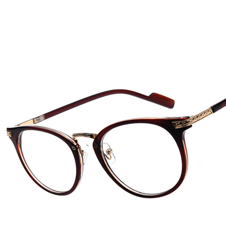 2015 NEW women eyeglasses ladies vintage eye glasses frame ...