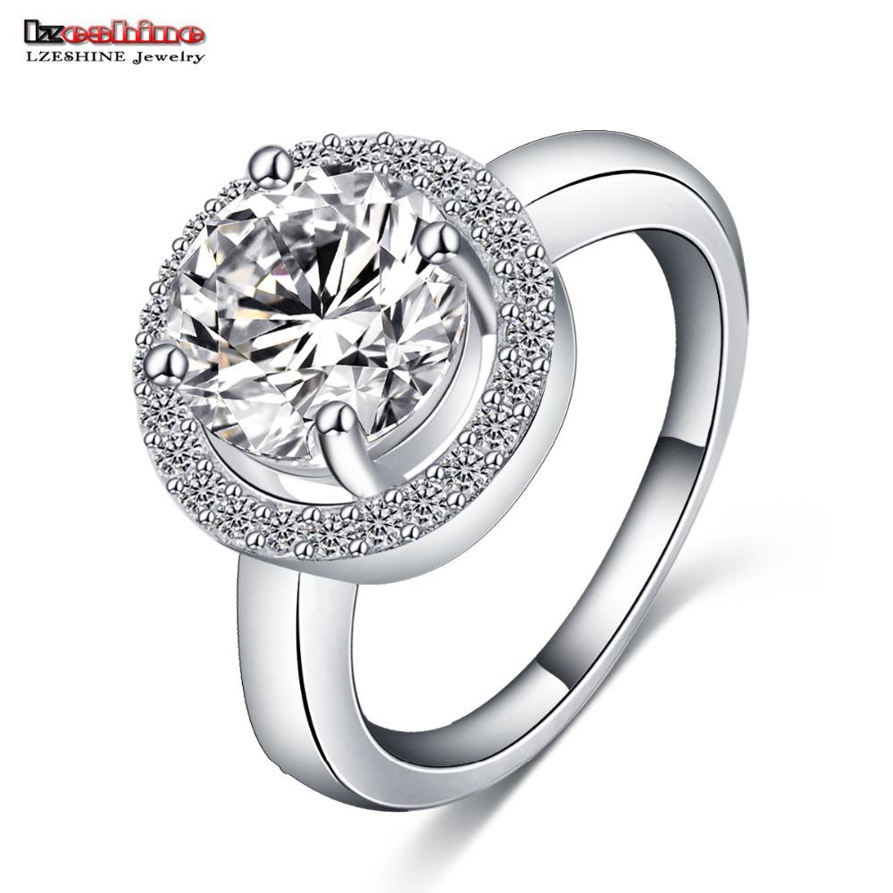 Buy lzeshine trendy round shape rings for Jewelry storm arrow ring