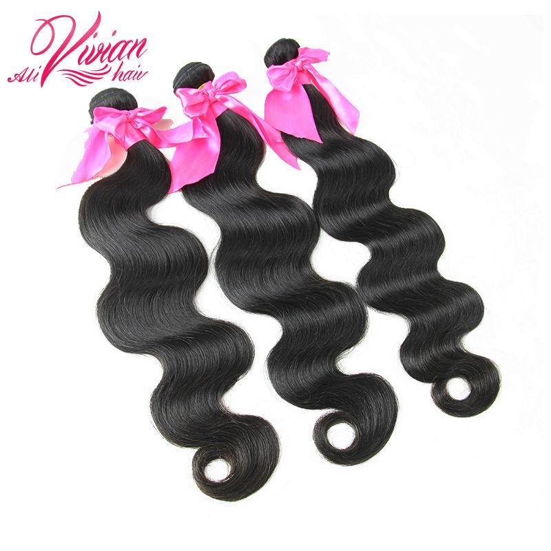 Peruvian Virgin Hair Body Wave 3 Bundles 6a Grade Unprocessed Virgin Human Hair Peruvian Hair Bundles Human Hair Extensions(China (Mainland))