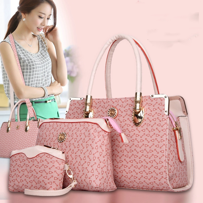 Free Shipping!New 2015 Famous Designer Fashion Women Messenger Bags Handbag Shoulder Bag Tote Purse Buy One And Get Two For Free(China (Mainland))