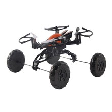 Rc Helicopter Mini Drone JXD 503 Land-Water-Air Triphibious Remote Control For Children Toys & Gift