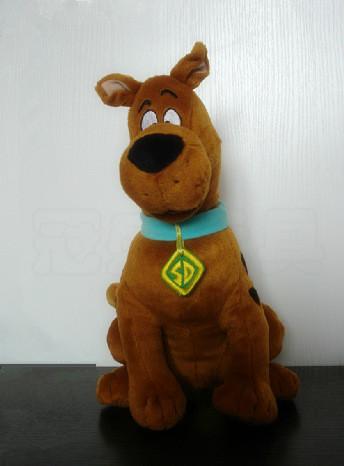 35cm Soft Plush Cute Scooby Doo Dog Dolls High Quality Stuffed Toy Children Gifts(China (Mainland))
