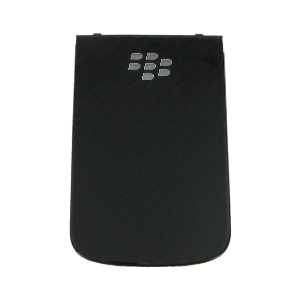 Genuine Black Battery Cover For BlackBerry Bold 9900 9930 - Back Antenna Door(China (Mainland))