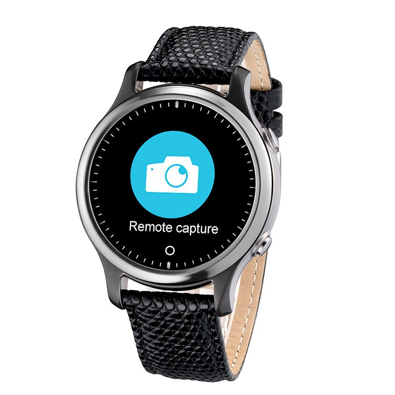 ถูก บลูทูธSmartWatch ZGPAX S360บุรุษสตรีกีฬานาฬิกาข้อมือสวมใส่อุปกรณ์สมาร์ทนาฬิกาสำหรับIOS A Ndroidติดตามการออกกำลังกายใหม่