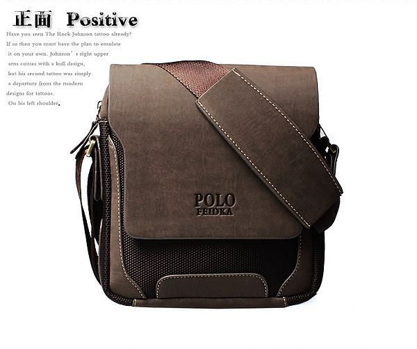 New design fashion genuine leather bag for men super quality(China (Mainland))