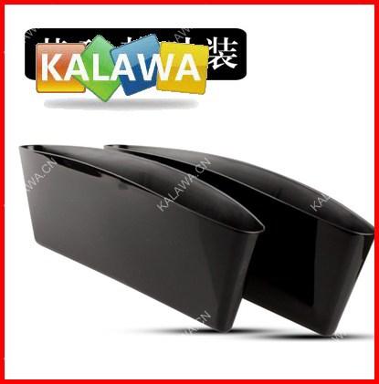 Car Seat Pocket Catcher Organizer Car Seat PP Stowing storage bag Between Seat-Console 1A Freeshipping GGG(China (Mainland))