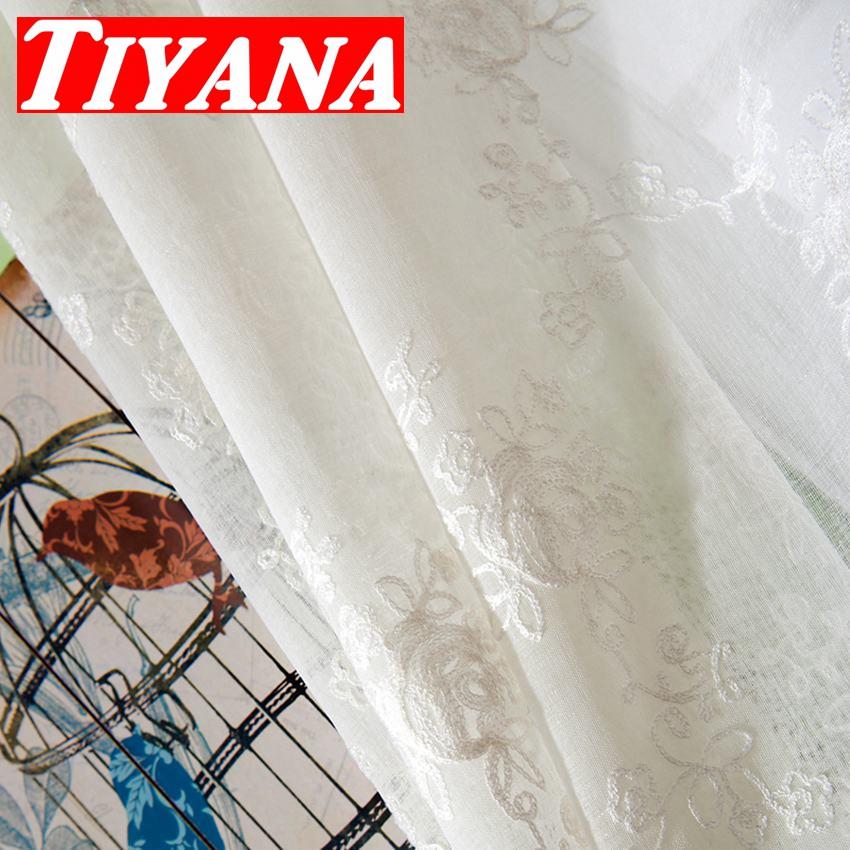 Polyester rideaux de dentelle achetez des lots petit for Fenetre 80x150