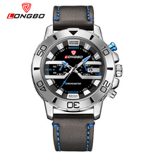 Personality Design Fashion watches Locomotive LONGBO Brand Clear Line Men Sport Watch Montre Homme Relogio Masculino Quartz Hour(China (Mainland))