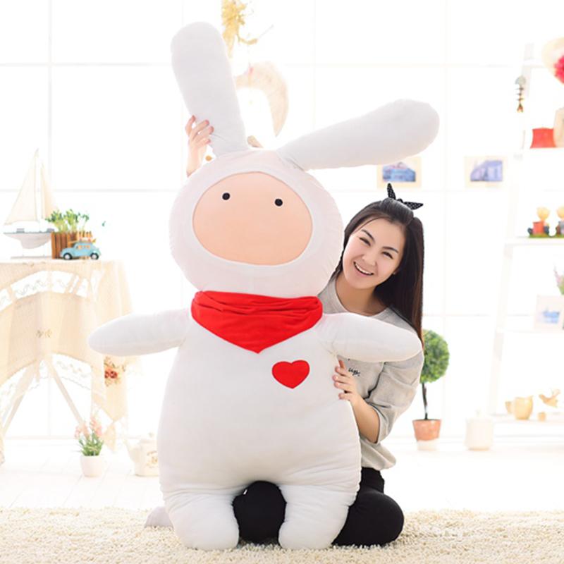 Rabbit plush toy doll birthday gift pokemon peluche pusheen beanie boo stuffed animals<br><br>Aliexpress