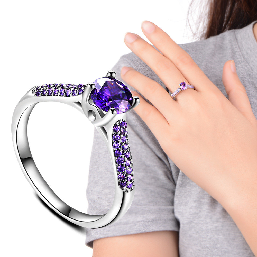 Popular Stackable Diamond Rings Buy Cheap Stackable Diamond Rings Lots From China Stackable