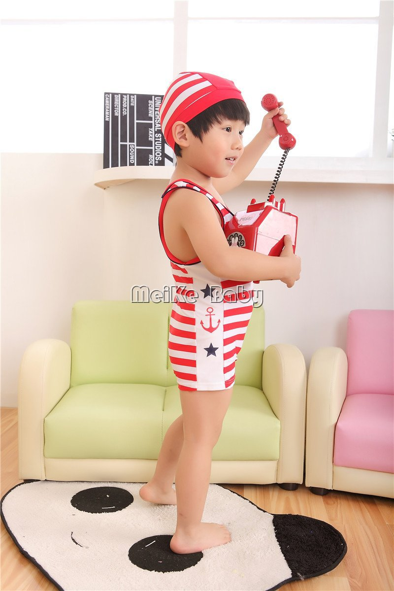 wholesale hot sale striped boy one pieces swimwear baby swimwear/beach pants/swimming trunks 5sets/lot<br><br>Aliexpress