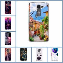 Buy New Beautiful Flower Rose Design Painted Soft Skin Black Cover Phone Cases LG Spirit 4G LTE H440Y H420 H422 H440N Phone Bags for $1.47 in AliExpress store
