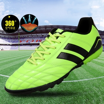 Size 33-45 Hard Count Football Boot Men Soccer Shoes Trainers Adults Boy Kids Sports Sneakers TF Soccer Cleats Sport Shoes NX530