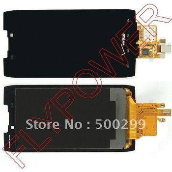 For Motorola Droid Razr XT912 XT910 LCD Screen with Touch Digitizer Assembly by free shipping; 100% original(China (Mainland))