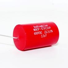 Buy 1Pcs Audiophiler Axial MKP 3.3uF 400v DC HIFI DIY Audio Grade Capacitor Tube Guitar Amps for $1.78 in AliExpress store