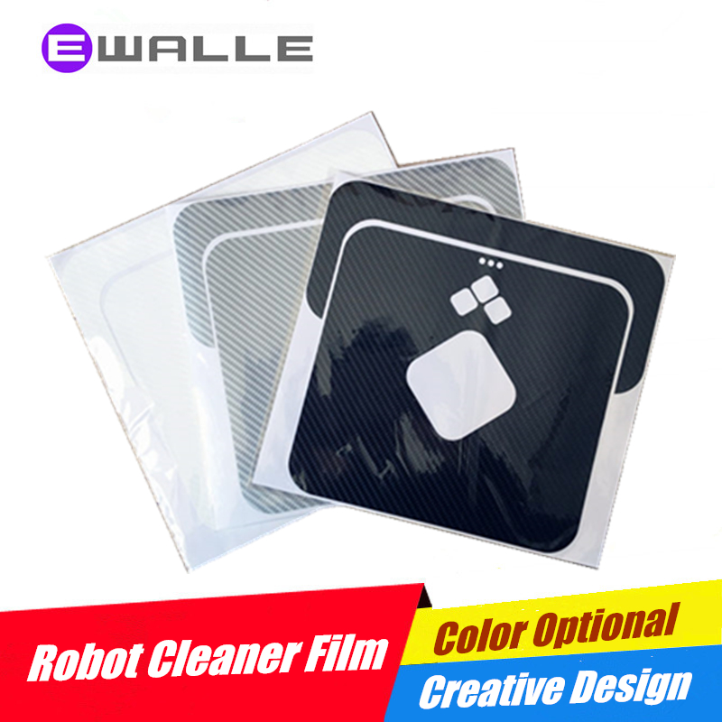 Robot Cleaner Protective Film Beaufitying Cover Color Optonal For iRobot Roomba 380T 320 Mopping Robots(China (Mainland))