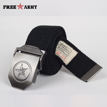Buy Designer Belts Women Brand Men Belts Thicken Canvas Military Belt Army Tactical Belt Strap Camouflage Army Green Khaki Black for $8.82 in AliExpress store