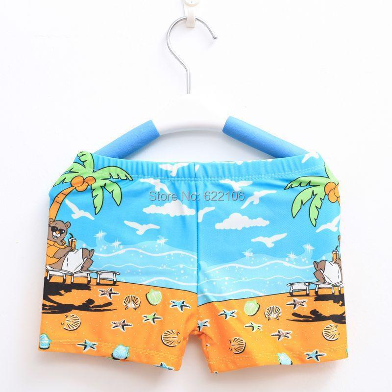 2015 Childrens Clothing Board Shorts Boys kids Boardshorts Kids Swimming leisure Pants Cartoon Sungas de Praia - Dreamspell TOP 1 store